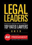 Legal Leaders Top Rated Lawyers 2015 Av Preeminent